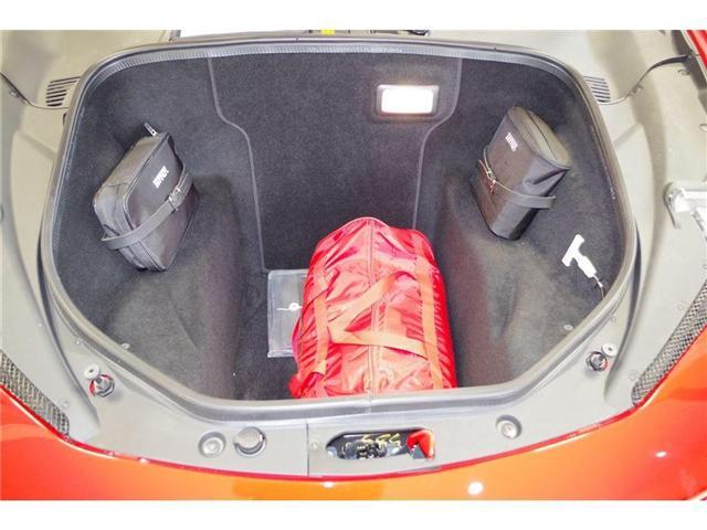 2015 Ferrari 458 Spider LOCAL 1 OWNER NO ACCIDENTS (Stk: 5537) in Edmonton - Image 14 of 15