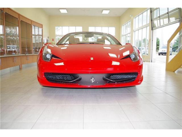 2015 Ferrari 458 Spider LOCAL 1 OWNER NO ACCIDENTS (Stk: 5537) in Edmonton - Image 15 of 15