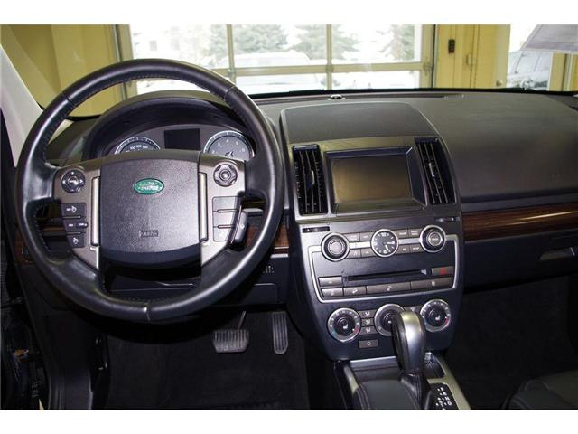 2014 Land Rover LR2 SE TURBO NAVIGATION (Stk: 4309) in Edmonton - Image 11 of 17