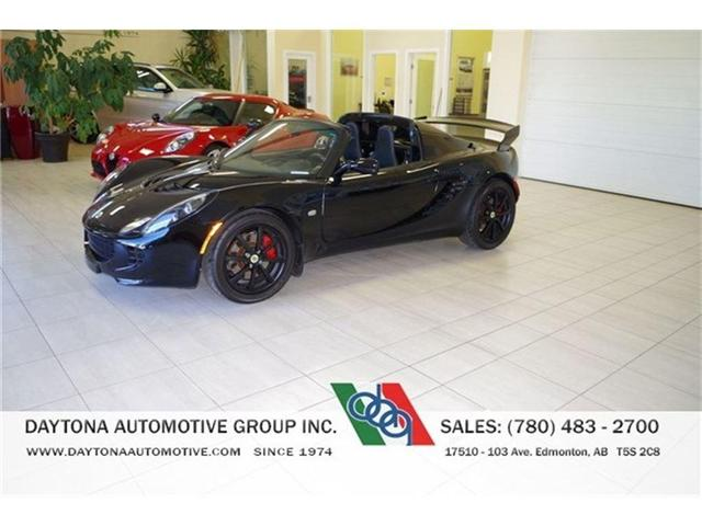 2007 Lotus Elise SUPERCHARGED REAR WHEEL DRIVE (Stk: 2634) in Edmonton - Image 1 of 14