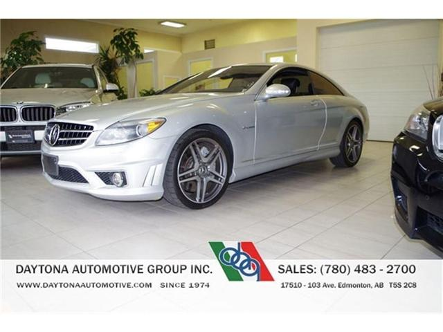 2008 Mercedes-Benz CL-Class CL63 AMG (Stk: VCLTD) in Edmonton - Image 1 of 13