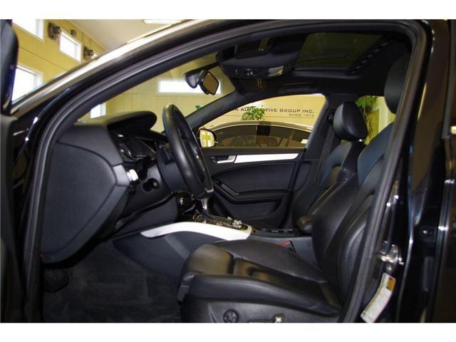 2014 Audi A4 S-LINE TECHNIK LOADED (Stk: 1713) in Edmonton - Image 8 of 13