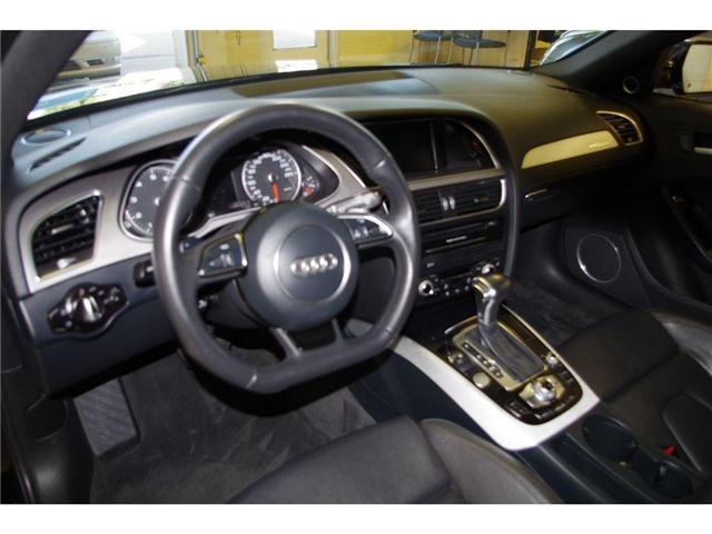 2014 Audi A4 S-LINE TECHNIK LOADED (Stk: 1713) in Edmonton - Image 12 of 13