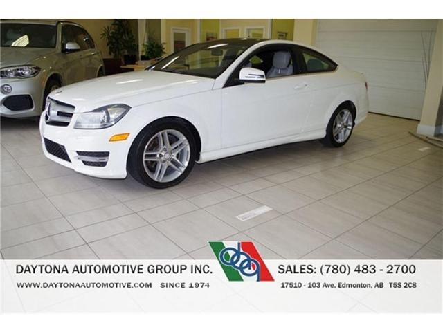 2013 Mercedes-Benz C-Class C250 AUTOMATIC (Stk: 7204) in Edmonton - Image 1 of 13