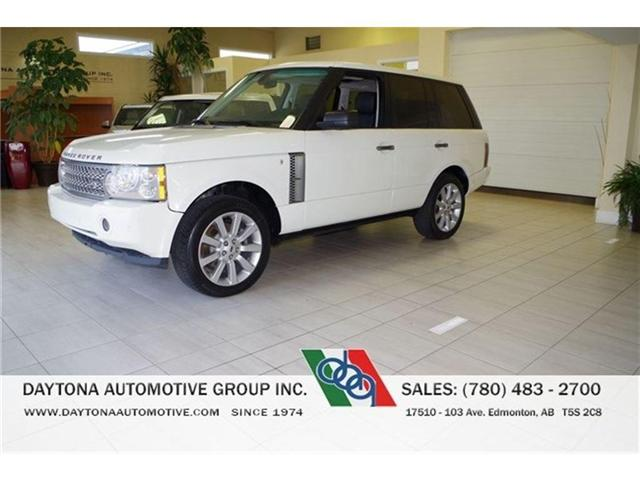 2007 Land Rover Range Rover HSE LOADED REAR DVD PLAYERS (Stk: 0561) in Edmonton - Image 1 of 17