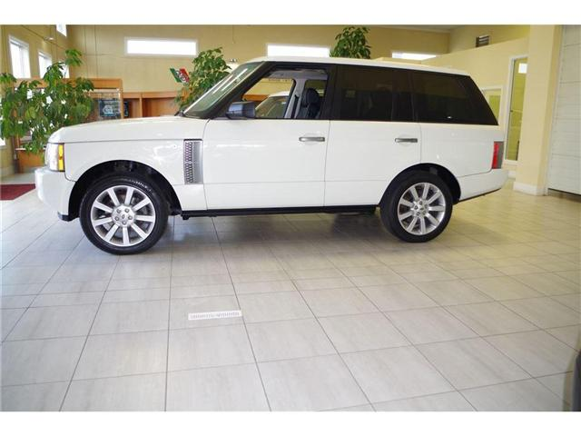 2007 Land Rover Range Rover HSE LOADED REAR DVD PLAYERS (Stk: 0561) in Edmonton - Image 2 of 17