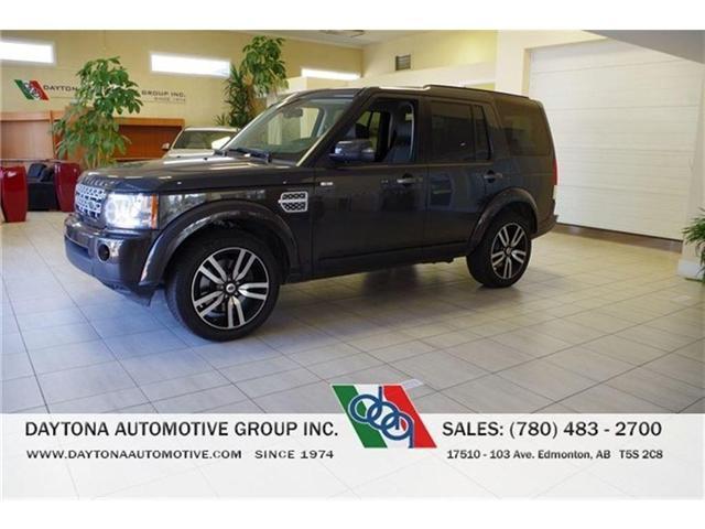 2013 Land Rover LR4 HSE LUXURY REAR DVD (Stk: 5883) in Edmonton - Image 1 of 15