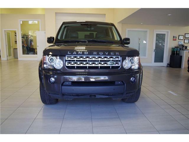 2013 Land Rover LR4 HSE LUXURY REAR DVD (Stk: 5883) in Edmonton - Image 8 of 15