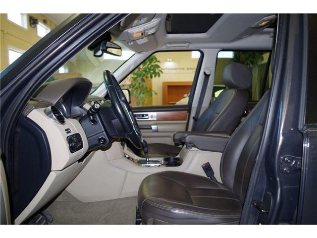 2013 Land Rover LR4 HSE LUXURY REAR DVD (Stk: 5883) in Edmonton - Image 9 of 15