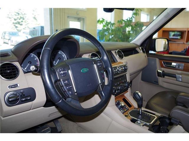 2013 Land Rover LR4 HSE LUXURY REAR DVD (Stk: 5883) in Edmonton - Image 10 of 15