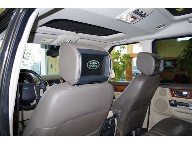 2013 Land Rover LR4 HSE LUXURY REAR DVD (Stk: 5883) in Edmonton - Image 11 of 15