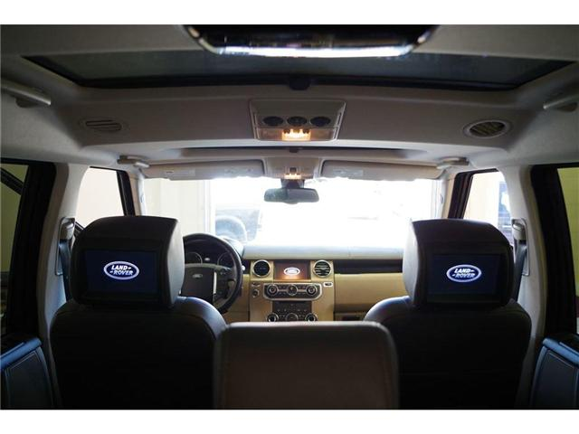 2013 Land Rover LR4 HSE LUXURY REAR DVD (Stk: 5883) in Edmonton - Image 13 of 15