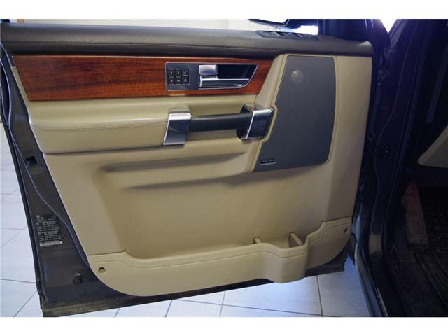 2013 Land Rover LR4 HSE LUXURY REAR DVD (Stk: 5883) in Edmonton - Image 14 of 15