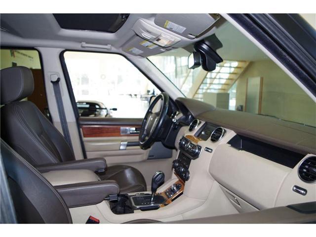 2013 Land Rover LR4 HSE LUXURY REAR DVD (Stk: 5883) in Edmonton - Image 15 of 15