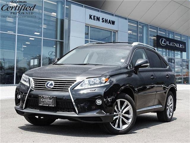 2015 Lexus RX 450h  (Stk: L11839A) in Toronto - Image 1 of 23