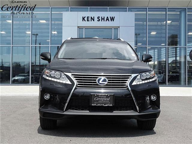 2015 Lexus RX 450h  (Stk: L11839A) in Toronto - Image 2 of 23