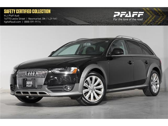 2015 Audi A4 allroad 2.0T Komfort (Stk: 52945) in Newmarket - Image 1 of 16