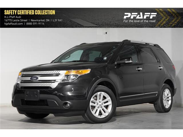 2014 Ford Explorer XLT (Stk: A11346A) in Newmarket - Image 1 of 17