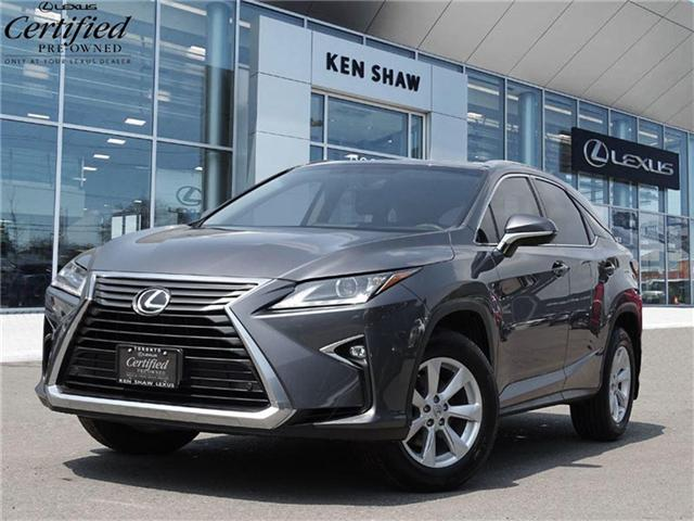 2016 Lexus RX 350 Base (Stk: 15515A) in Toronto - Image 1 of 19