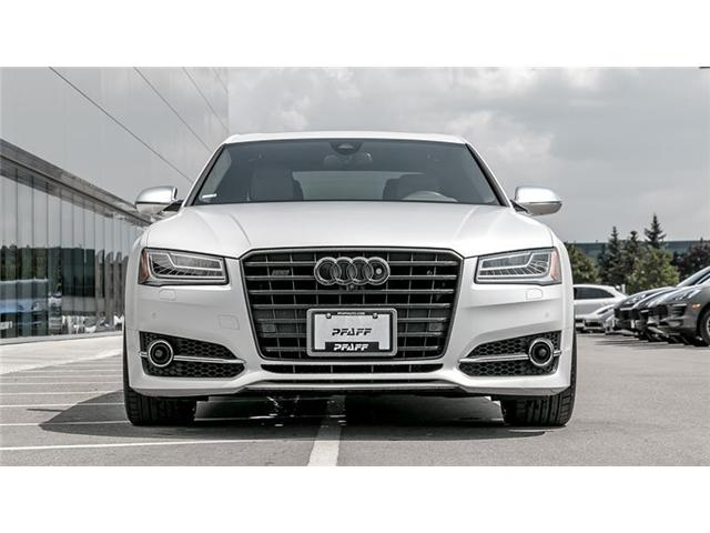 2015 Audi S8 4.0T quattro 8sp Tiptronic (Stk: COSIGN1) in Vaughan - Image 2 of 22