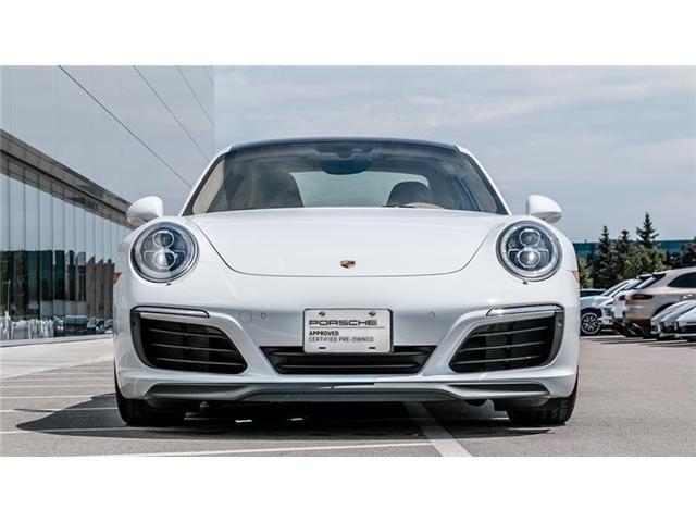 2017 Porsche 911 Carrera S Coupe (991) (Stk: U7320) in Vaughan - Image 2 of 22
