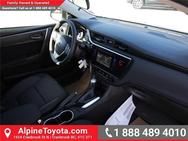 2019 Toyota Corolla LE Upgrade Package (Stk: C126969) in Cranbrook - Image 11 of 16