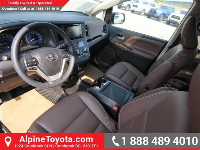 2018 Toyota Sienna XLE 7-Passenger (Stk: S206427) in Cranbrook - Image 8 of 20