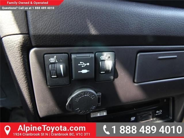 2018 Toyota Sienna XLE 7-Passenger (Stk: S206427) in Cranbrook - Image 13 of 20