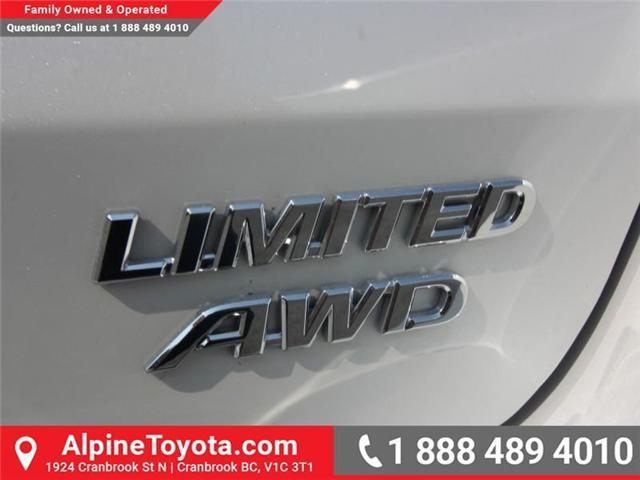 2018 Toyota Sienna XLE 7-Passenger (Stk: S206427) in Cranbrook - Image 20 of 20