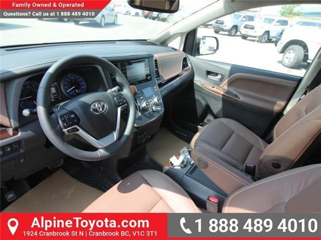 2018 Toyota Sienna XLE 7-Passenger (Stk: S207635) in Cranbrook - Image 8 of 20