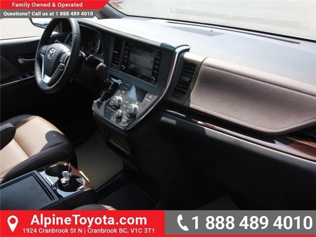 2018 Toyota Sienna XLE 7-Passenger (Stk: S207635) in Cranbrook - Image 10 of 20
