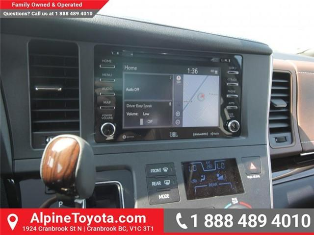2018 Toyota Sienna XLE 7-Passenger (Stk: S207635) in Cranbrook - Image 12 of 20