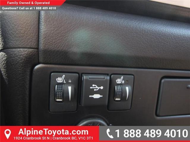 2018 Toyota Sienna XLE 7-Passenger (Stk: S207635) in Cranbrook - Image 13 of 20