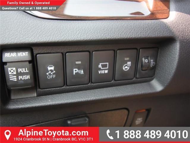 2018 Toyota Sienna XLE 7-Passenger (Stk: S207635) in Cranbrook - Image 14 of 20