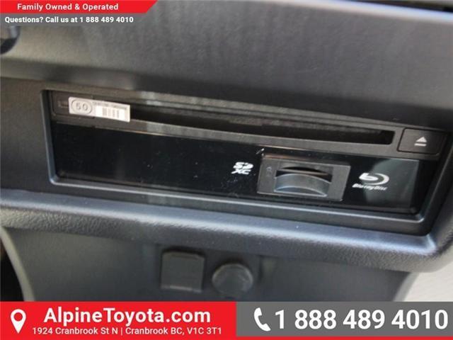2018 Toyota Sienna XLE 7-Passenger (Stk: S207635) in Cranbrook - Image 15 of 20