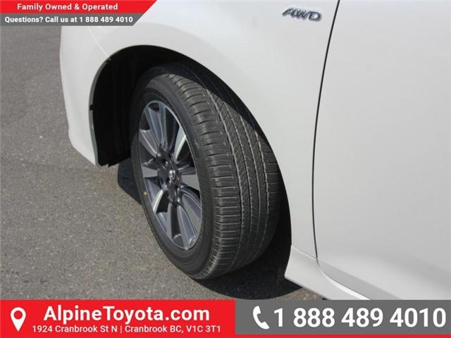 2018 Toyota Sienna XLE 7-Passenger (Stk: S207635) in Cranbrook - Image 19 of 20