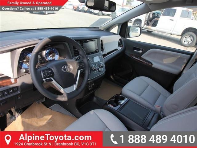 2018 Toyota Sienna XLE 7-Passenger (Stk: S208072) in Cranbrook - Image 8 of 17