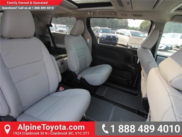 2018 Toyota Sienna XLE 7-Passenger (Stk: S208072) in Cranbrook - Image 11 of 17