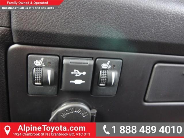 2018 Toyota Sienna XLE 7-Passenger (Stk: S208072) in Cranbrook - Image 13 of 17