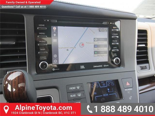 2018 Toyota Sienna XLE 7-Passenger (Stk: S208072) in Cranbrook - Image 14 of 17
