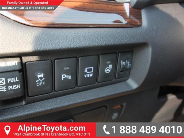 2018 Toyota Sienna XLE 7-Passenger (Stk: S208072) in Cranbrook - Image 16 of 17