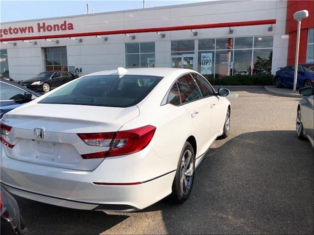 2018 Honda Accord EX-L (Stk: J9376A) in Georgetown - Image 2 of 9