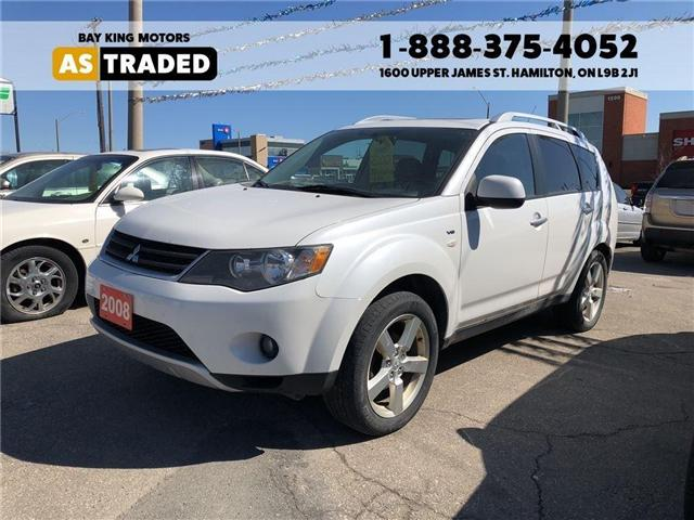 2008 Mitsubishi Outlander XLS (Stk: 6287A) in Hamilton - Image 1 of 15