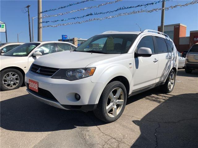 2008 Mitsubishi Outlander XLS (Stk: 6287A) in Hamilton - Image 2 of 15