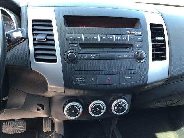 2008 Mitsubishi Outlander XLS (Stk: 6287A) in Hamilton - Image 14 of 15
