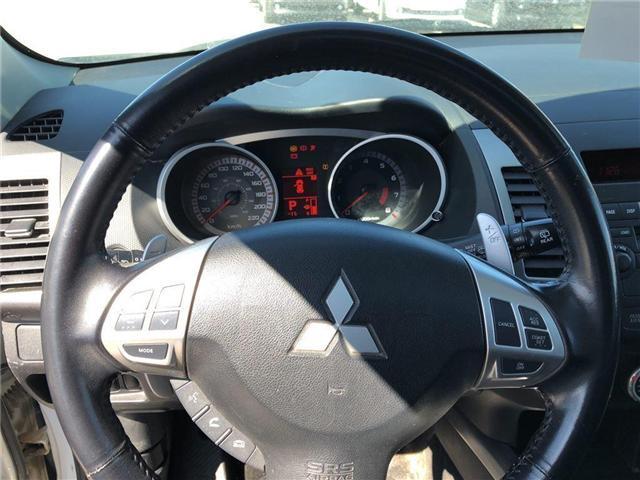2008 Mitsubishi Outlander XLS (Stk: 6287A) in Hamilton - Image 15 of 15
