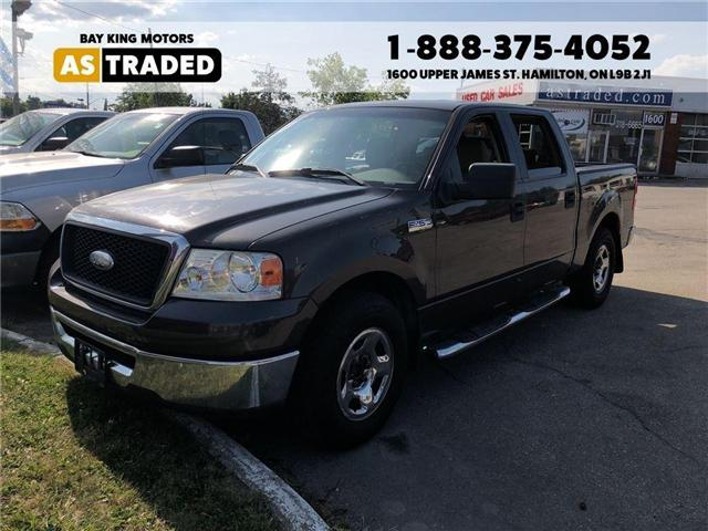 2006 Ford F-150 XLT (Stk: 6565) in Hamilton - Image 1 of 13