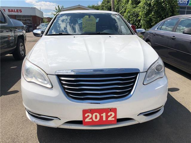 2012 Chrysler 200 Limited (Stk: 18-7681A) in Hamilton - Image 2 of 18