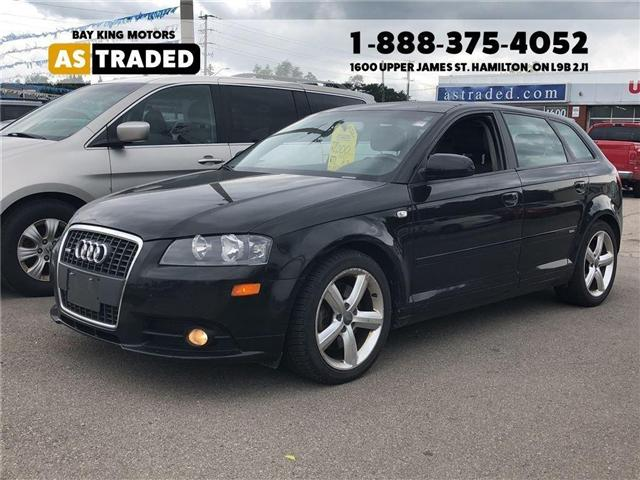2008 Audi A3 2.0T (Stk: 6537) in Hamilton - Image 1 of 18