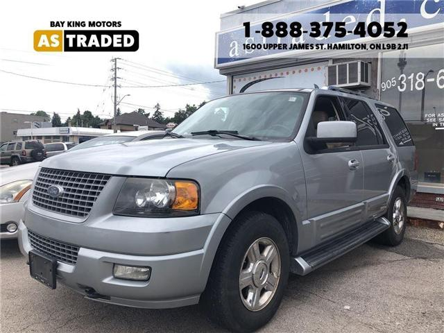 2006 Ford Expedition Limited (Stk: 18-3553A) in Hamilton - Image 1 of 18